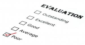 Evaluation check box